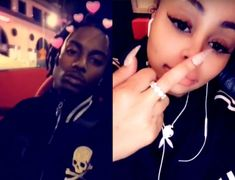 Upside down bunny pendant necklace chain as seen on Playboi Carti – Bijouterie Gonin Black Celebrity News, Black Celebrity Gossip, Sapphire Stone, Pink Sapphire, Blac Chyna, Hip Hop News, Brass Material, Pendant Necklace, Necklace Chain