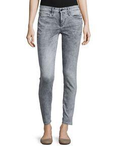 Calvin Klein Jeans Grey Fog Stretch Jeggings Women's Grey Fog 27W