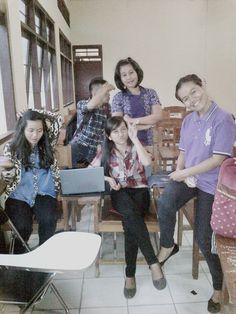 @Campus_W/Elsa,Tina,Dewi