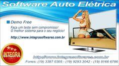 Software para auto elétrica com ordem de serviços