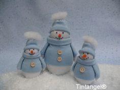 wintergasten de sneeuwman