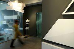 Van de Velde Showroom by LABscape Architecture (New York <3<3<3<3<3