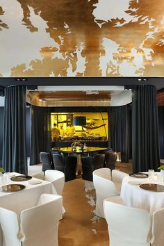 HIGH END RESTAURANT | Restaurant Moments at Mandarin Oriental, Barcelona by Mandarin Oriental Hotel Group | www.bocadolobo.com
