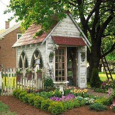 To Decorating Garden Shed : How To Decorating Garden Shed Gallery   DesignArtHouse.com - Home Art, Design, Ideas and Photos