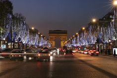 Champs Elisees- Paris