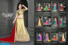 NANDITA 1001 SERIES WHOLESALE CASUAL LEHENGAS Catelog pieces: 12 Full Catelog Price: 9324 Price Per piece: 777 MOQ: Full catalog Shipping Time: 4-5 days Delivery: Ready to dispatch Sizes: With Blouse fabrics Detail lehngha :- Net  Dupatta :- chiffon #nicecollection  #goodmateriel  #awesomelook Call&Whatsapp;+917405434651 website link :-http://textiledeal.in/wholesale-product/4384/nandita-1001-Series-Wholesale-Casual-lehengas