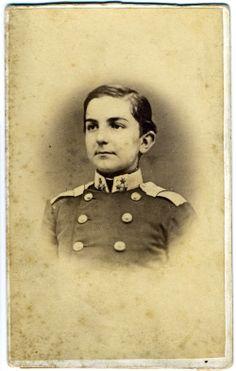 Kralj Milan kao dete - King Milan Obrenovic of Serbia as a child