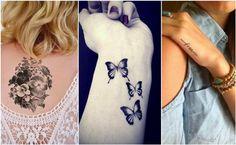 14 cudownych i kobiecych tatuaży na jesień