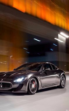 Maserati GranTurismo...More suits, #menstyle, style and fashion for men @ http://www.zeusfactor.com