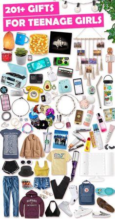 Gifts for Teen Girls [Best Gift Ideas for Girls] Christmas List