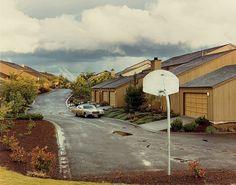 OMG! This is my old neighborhood! Imagine my shock! - Lake Oswego, Oregon by Joel Sternfeld, 1979 via melisaki.tumblr.com