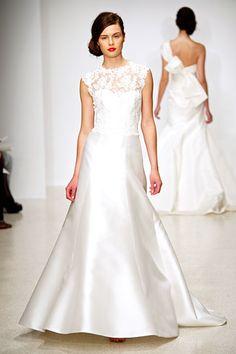 Amsale Fall 2012 Bridal