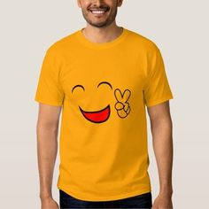 (Peace Out Emoticon Group Costume T-Shirt) #Costume #Emoji #Emoticon #Halloween #Happy #Hippy #Peace #Sign is available on Funny T-shirts Clothing Store   http://ift.tt/2d3n0ea