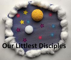 Joseph Bible Sun moon stars dream Craft Activity Genesis 37–39 Five simple activities to teach the Bible stories