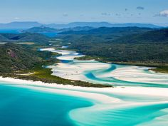 Although the largest living thing on Earth can be seen from space, the best vantage point belongs to the avid snorkelers and scuba divers who visit each year. If you must resurface, do it at the Whitsundays—namely Whitehaven Beach, often considered to be one of the world's most beautiful beaches (we tend to agree).