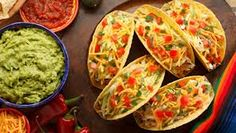 One of the most important meals of the day is your breakfast, and a good protein-rich breakfast will set you up for a good day. Here are some quick and easy protein breakfast ideas that you should try. Protein Rich Breakfast, Breakfast Tacos, Nachos, Sour Cream, Guacamole, Mexican Buffet, Mexican Dishes, Best Mexican Recipes, Best Protein