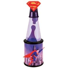 This Superman Flying Motion Lamp is like getting two lamps in one. A lava light on top and a Superman scene on the bottom. This three-dimensional resin New Movies Coming Out, Resin Sculpture, Joker And Harley Quinn, Unique Lamps, Man Of Steel, Cool Rooms, Lava Lamp, Something To Do, Geek Stuff