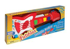 Fubbles Bubble Guitar (a $24.00 value) -open to USA and Canada -ends April 3rd