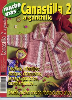 receita tric fcil revista canastilla a ganchillo enxoval em croch para bebs revista enxoval croch