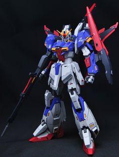 VP 1/100 Zeta Gundam  work...