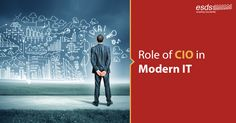 #Evolving CIO's role in Modern Enterprise IT!  The right priorities #CIOs should focus on to approach for solutions & get the most out of #IT for reaching #business goals for #modern #enterprises. Read more!