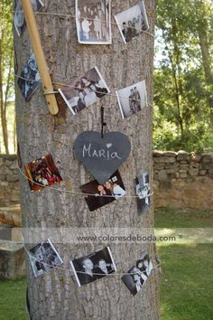 SO cool for an outdoors wedding.