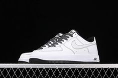 Cheap Nike Air Force 1 07 White Black For Sale CN2896-104-1 Air Force 1, Nike Air Force, Cheap Nike, Sneakers, Black, Tennis, Slippers, Black People, Sneaker