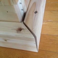 How to fix gaps in miter joints! Simple tricks for a major problem! You don't have to cut again, there are easiest solutions!