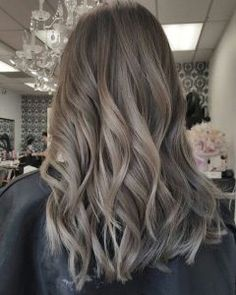 Beautiful Ash Brown Hair Color Ideas