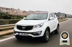 """Kia Sportage ha sido el ganador en el J.D Power 2014 Germany Vehicle Ownership Satisfaction Study (Estudio de Satisfacción de Propietarios de Vehículos en Alemania) en la competida categoría """"SUV Compacto"""""""