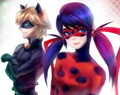 Miraculous Ladybug by drchopper7.deviantart.com on @DeviantArt