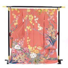Kaga-yuzen, Kimono