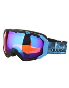 Quiksilver Q2 Ski Goggle are incredibly useful when skiing. They help in all conditions wether it's sunny or snowing they allow you to see all the way the mountain.