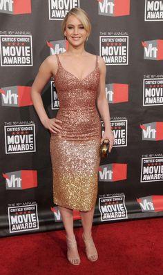 Image result for critics choice awards 2011 red carpet