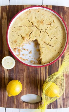 Paleo Lemon Bars // AGirlWorthSaving.com