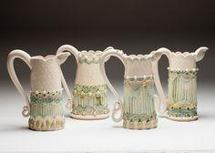 Claire Prenton is a ceramic artist working in Cincinnati OH. To view more of my work please visit my website www.claireprenton.com.