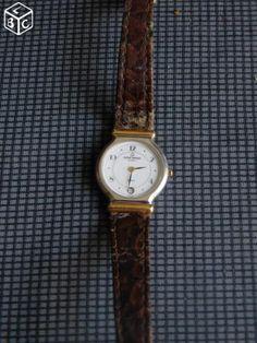 Ancienne montre quartz dame michel herbelin paris Montres & Bijoux Ardèche - leboncoin.fr