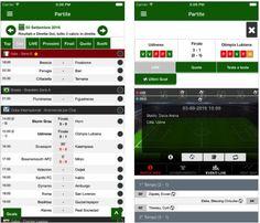 Come seguire le partite di calcio su iPhone