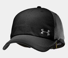 Best Gear for Nighttime Runs: Under Armour Undeniable Adjustable Cap, $20. #SelfMagazine