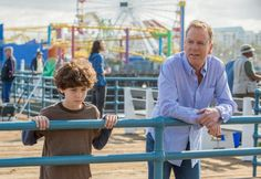 FOX has officially canceled Kiefer Sutherland drama Touch after two seasons of creative turmoil and declining ratings. Touch Tv Series, What Is A Father, David Mazouz, Fox Series, Tv Ratings, Kiefer Sutherland, Young Guns, I Want To Know, Blog Images