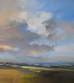 David ATKINS   Autumn Sky