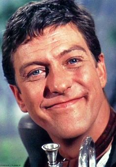 *BERT ~ played by: Dick Van Dyke