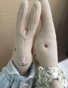 Rabbit's kiss - www.blaubloom.com
