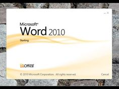 Word 2010 | Convert Text to Speech | Microsoft Office 2010 | How to | Re...