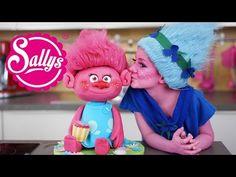 Frozen Elsa Torte / Barbie Torte / Geburtstagstorte - YouTube