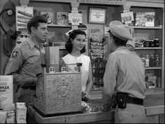 Andy Griffith Show Cast | The Andy Griffith Show 1x04- Ellie Comes to Town