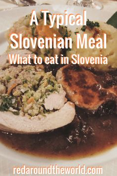 This Slovenian food guide shows you what to eat in Slovenia, what's typical, and how over 20 unique gastronomy regions are changing the way you'll look at traditional Slovenian food! Slovenian Food, Slovenia Travel, A Typical, Best Street Food, International Recipes, Pork Recipes, Dinner Recipes, Around The Worlds, Meals
