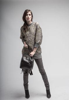 #tizianafausti.com #luxuryshop #ootd #mood #fashion #editorial #fw14 #dolce&gabbana #therow