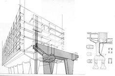 Le Corbusier unité d habitation