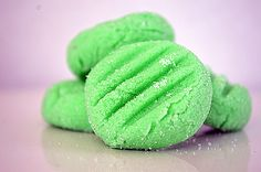 vegan: nb creamy mint cookies...